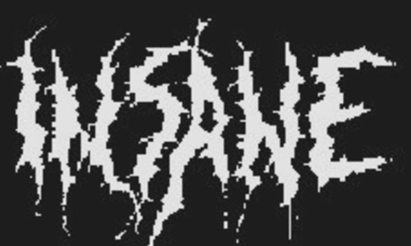 Insane - Logo