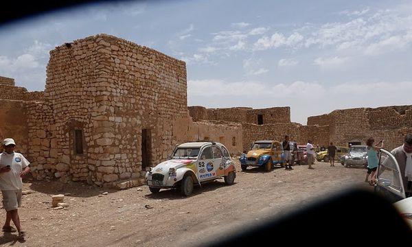 Raid Tunisia 2010 7