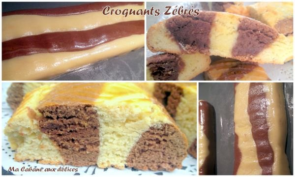 Croquants zebrés photo 5