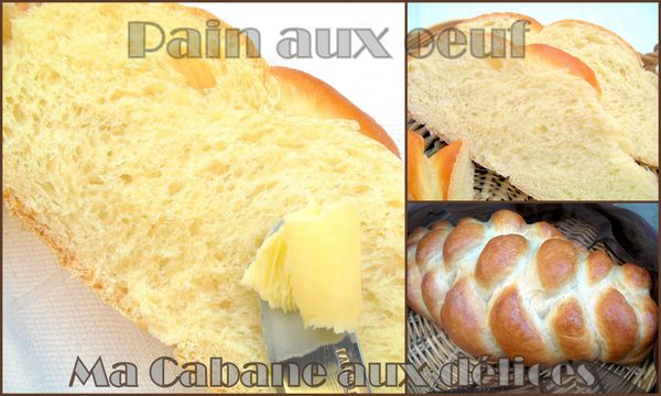 Pain aux oeufs photo 5