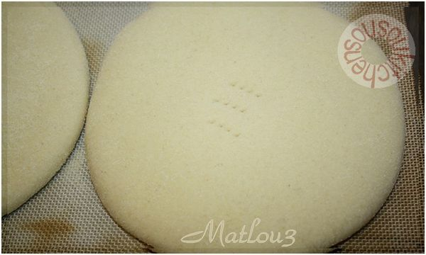 Matlou3  - Galette Marocaine