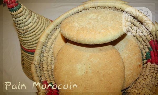 Pain Marocain3