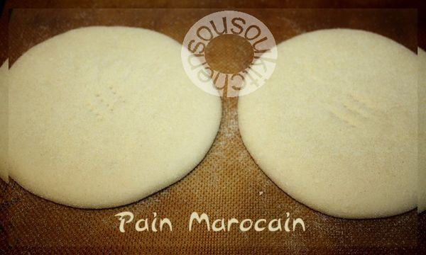 Pain Marocain5