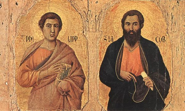 Apostles Philip and James