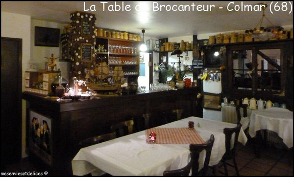 la table du brocanteur colmar 68 mes envies et d lices. Black Bedroom Furniture Sets. Home Design Ideas