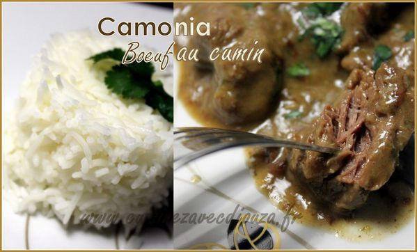 Camonia boeuf au cumin photo 4