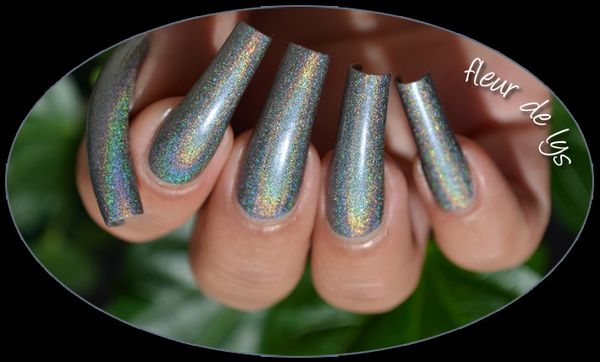 KIKO Collection holographic swatch