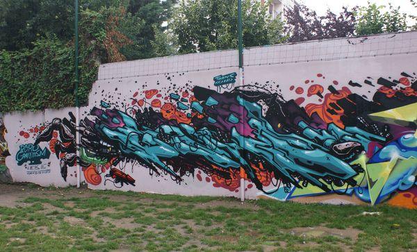 4420 murs 93048 Montreuil