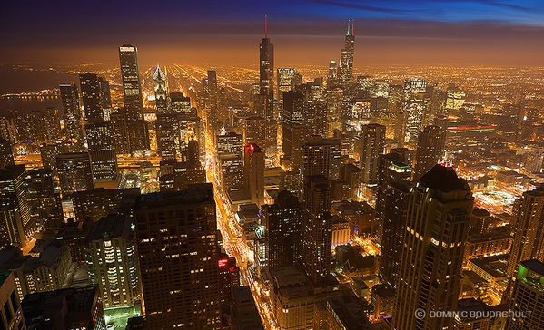 The City Limits Chicago