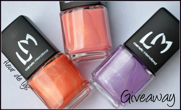 Vernis LM Cosmetic a gagner