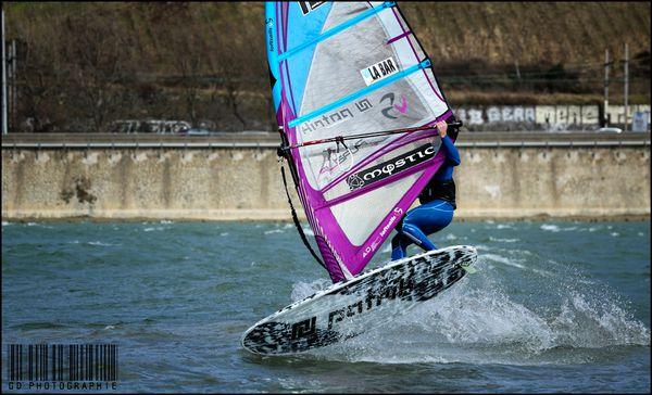 Pierre Garambois Windsurf Rhône Chasse (1)