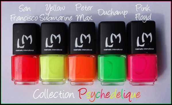 LM Collection Psychedelique