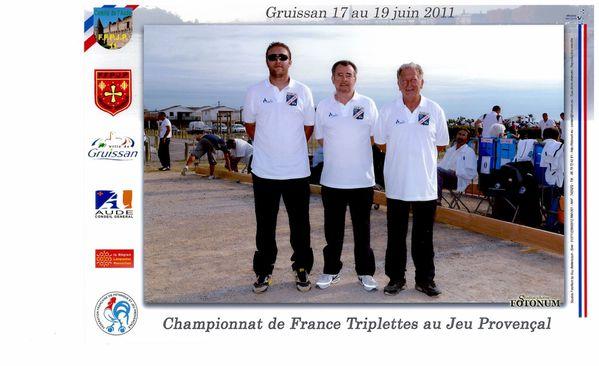 2011 Chpt de France JP 3x3
