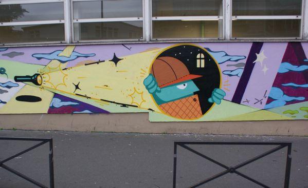 6411 rue Alibert 75010 Paris