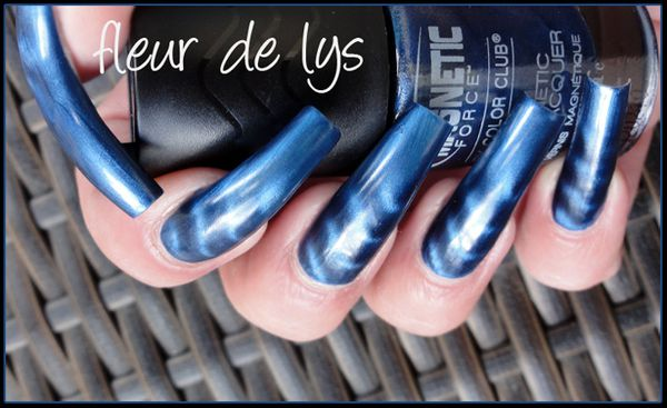 Vernis ongles magnetiques