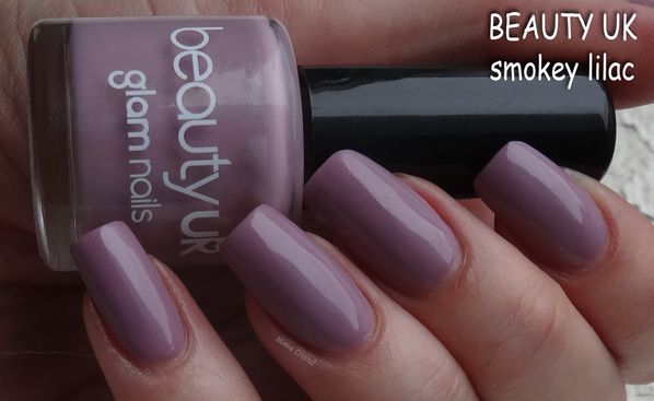 BEAUTY UK smokey lilac 03