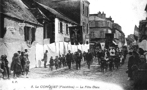 gd rue procession