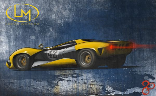 Lola T-70 MKX