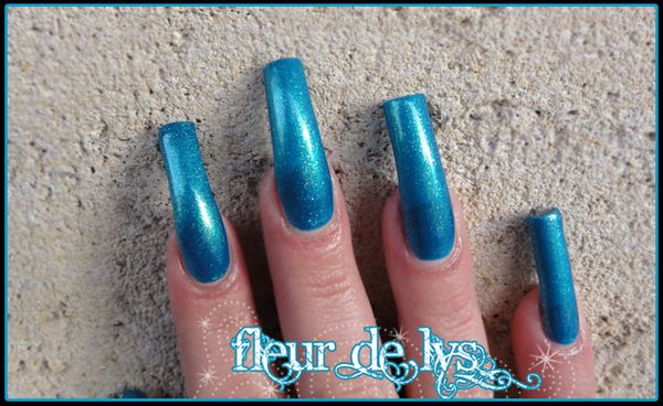 Vernis ongles LM