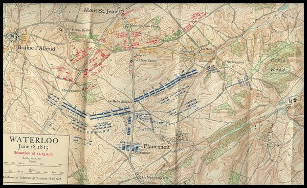 016Carte ancienne de Waterloo 11h15