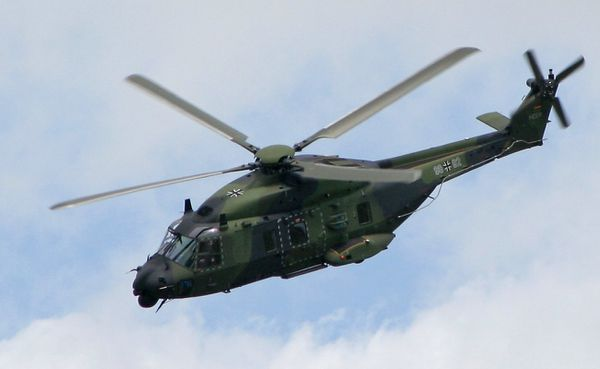 NH90 of the German Army photo Igge