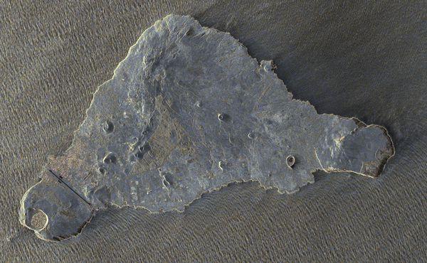TerraSAR-X - Iles de Paques - 28 03-2010