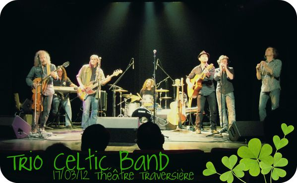 Trio Celtic Band