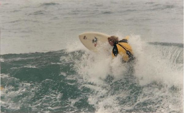 interview larry berger kneeboard rider from cape town