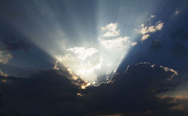 crepuscular rays 10