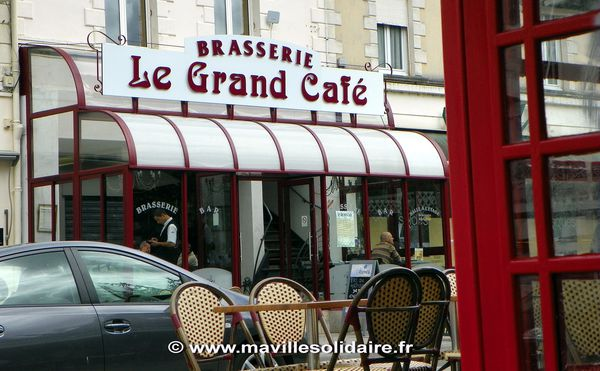 LE GRAND CAFE LA ROCHE SUR YON