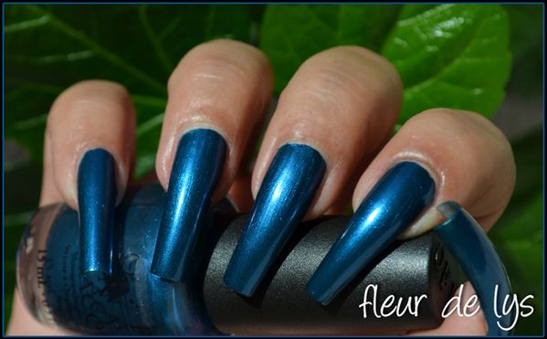 OPI Germany Collection swatches