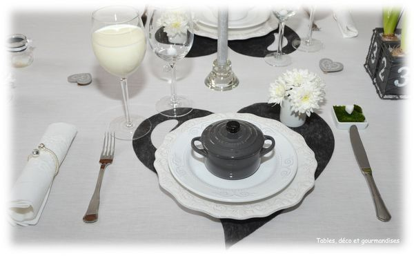 Table de mariage table d co et gourmandises - Debarrasser la table en anglais ...