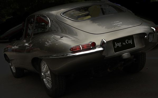 Jaguar Type E 06
