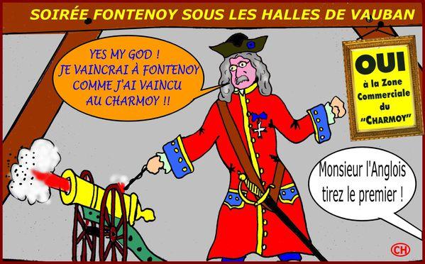 Soirée Fontenoy 2