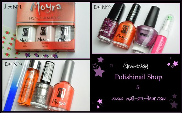 Giveaway Vernis Polishinail Shop 4