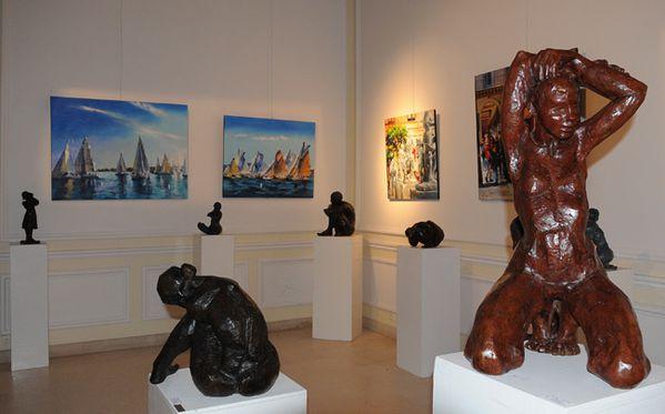 9e rencontre d'Artistes Draveil oct 2012---