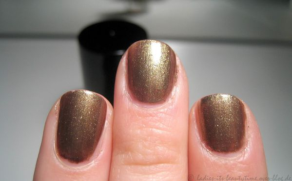 Nagellack Catrice in the bronx4