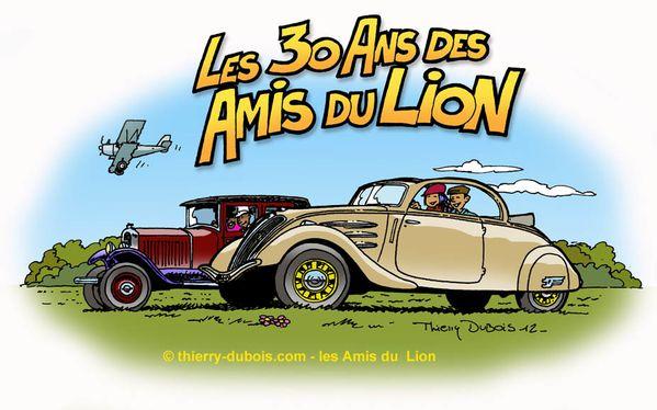 Les Amis du Lion - 30 ans