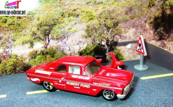 ford thunderbolt red robert ford 2002.142