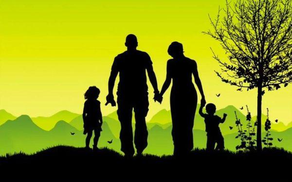 Famille américaine