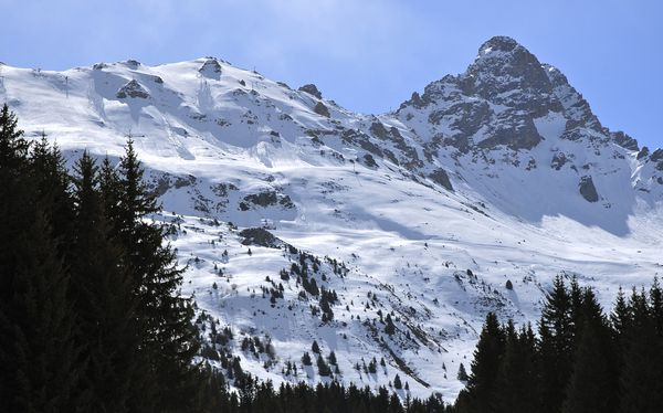 meribel dent du burgin