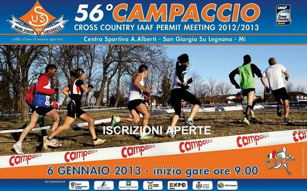 locandina campaccio 2013
