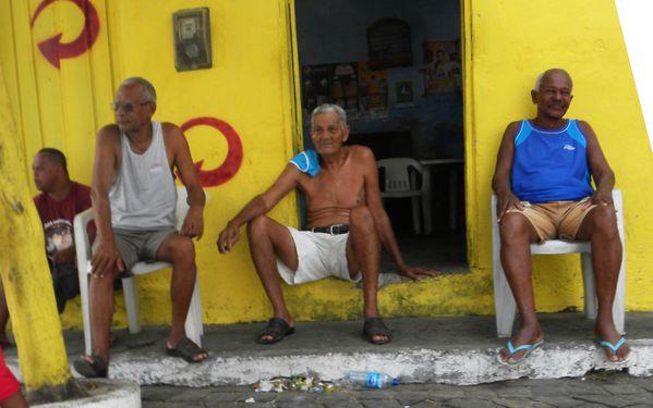 Bresil Bahia Paraguaçu Maragojipe Vie1