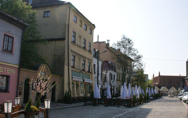 Cracovie kazimierz szeroka-quartier juif pologne (1