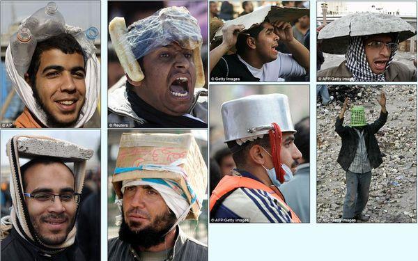 Les martyrs de la Révolution égyptienne ont des noms!