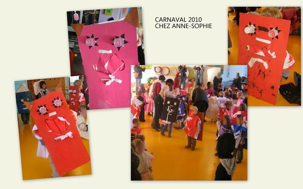MONTAGE CARNAVAL