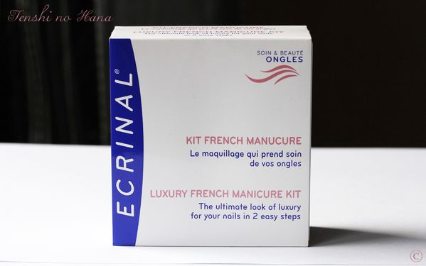 ecrinal french manucure 02