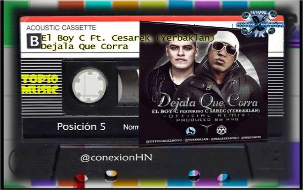 Top Music Honduras Conexion HN El Boy C Ft Cesarek (Yerbak