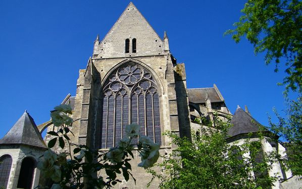 1465 L'église Saint-Julien de Tours