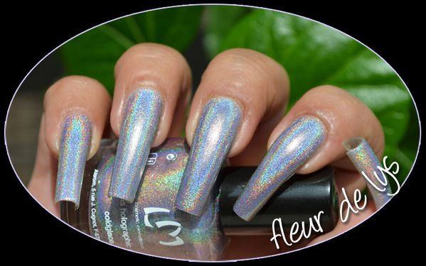 Vernis holographique LM Cosmetic